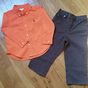 BOYS Ralph Lauren Outfit